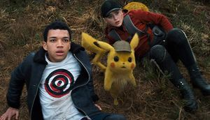 Detective Pikachu Had One Job To Do And It Nailed It